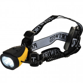PW Dual-Power Kopflampe